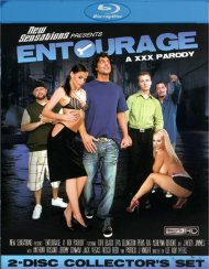 Entourage: A XXX Parody Blu-ray Movie