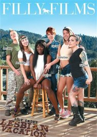 Lily Cade's Lesbian Vacation image