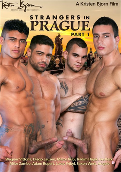 Strangers in Prague Part 1 Boxcover