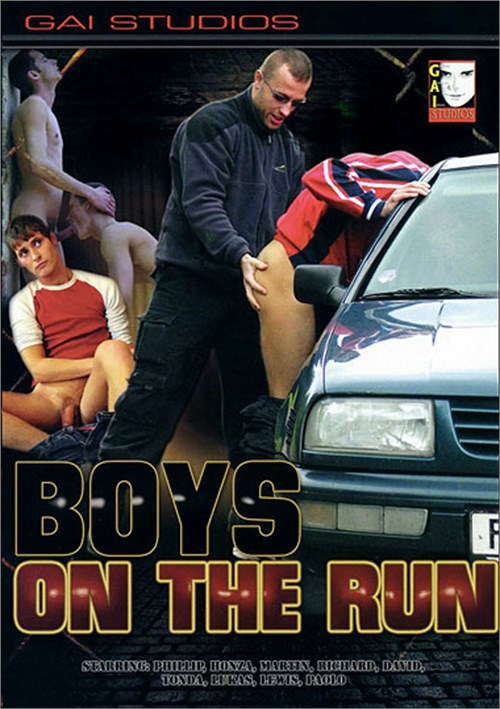 Boys on the Run Boxcover