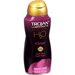 Trojan H20 Closer - 5.5 oz Sex Toy