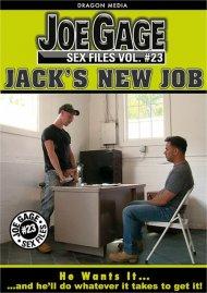 Joe Gage Sex Files 23: Jack's New Job image