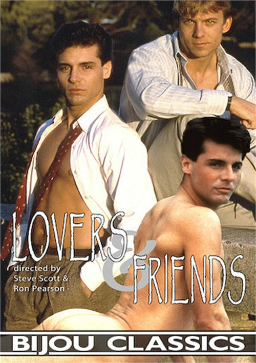 Sighs aka Lovers and Friends Cover Front
