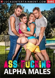 Ass Fucking Alpha Males gay porn DVD from Lucas Entertainment.