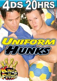 Uniform Hunks (4-Pack)