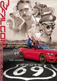 Route 69 gay porn DVD from Falcon Studios.