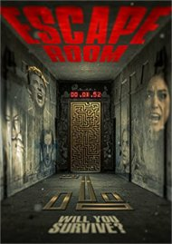 The Escape Room DVD from Lionsgate.