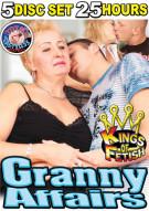 Granny Affairs (5-Pack) Porn Movie