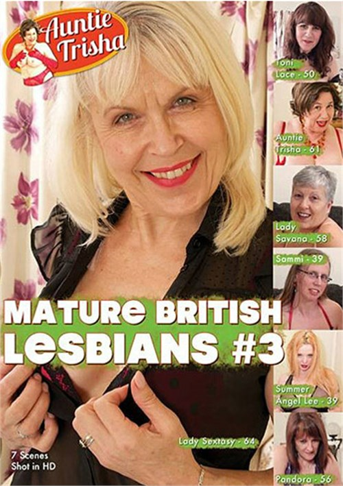 Mature British Lesbians #3