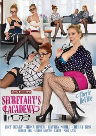 Secretary's Academy Porn Video