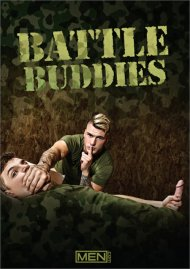 Battle Buddies gay porn VOD from Men.com