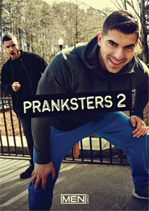 Pranksters 2 Cover Front