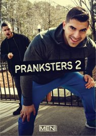 Pranksters 2 gay porn DVD from Men.com