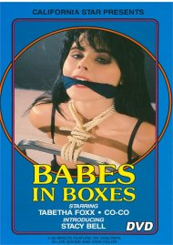 Babes in Boxes Porn Video