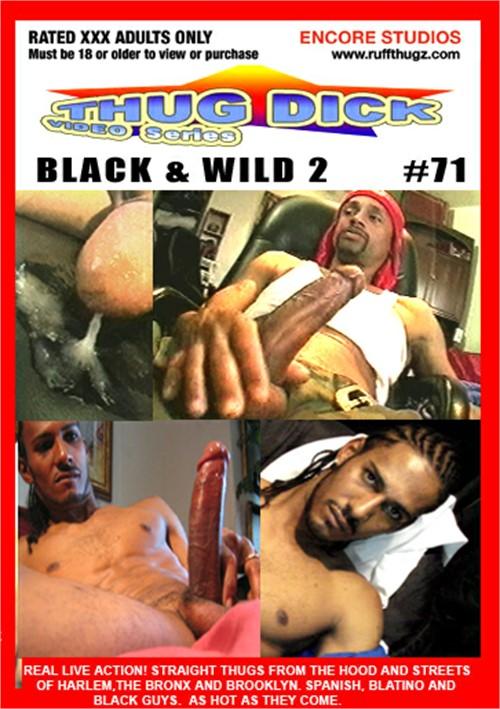 Black & Wild 2 Boxcover