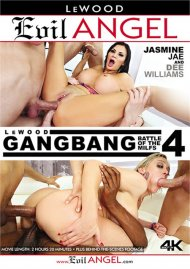 LeWood Gangbang: Battle Of The MILFs 4