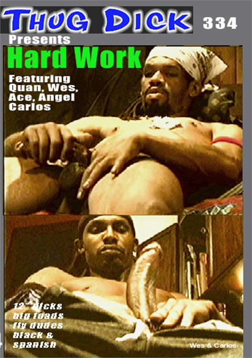 Hard Work Boxcover