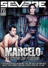 Marcelo: Strapped And Punished Porn Video