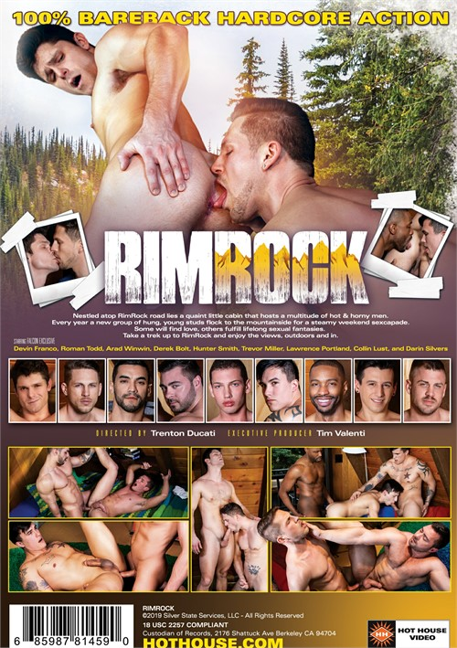 RimRock Cover Back