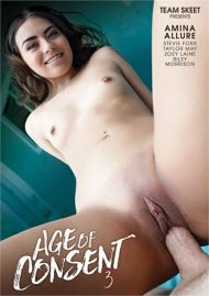 Age Of Consent Vol. 3 porn DVD from Team Skeet.