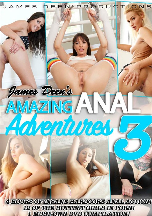 James Deen's Amazing Anal Adventures 3