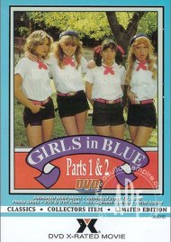 Girls in Blue 1 & 2 image