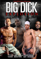 Big Dick Explosion Boxcover