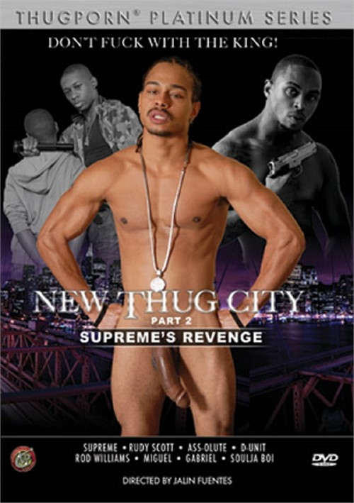 New Thug City Part 2: Supreme's Revenge Boxcover