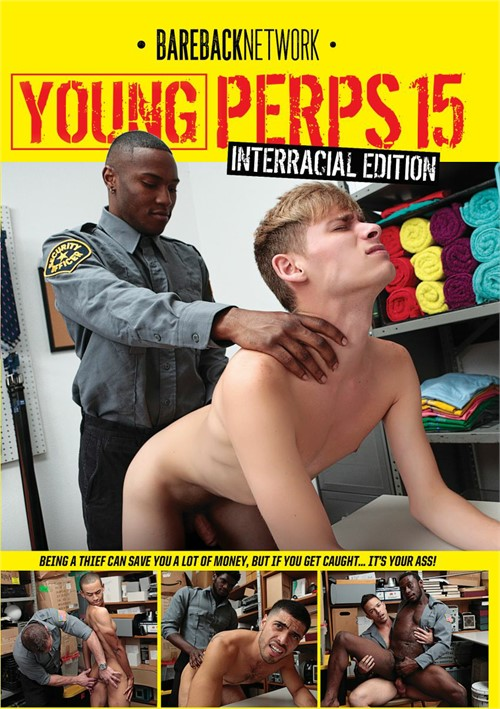 Young Perps 15: Interracial Edition Boxcover