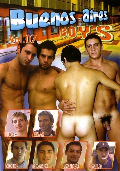 Buenos Aires Boys #7 Boxcover