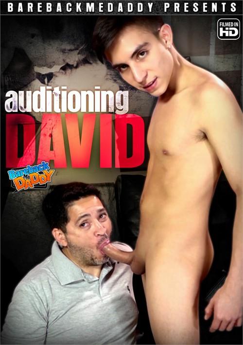 Auditioning David Boxcover