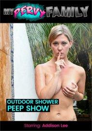 Outdoor Shower Peep Show Porn Video