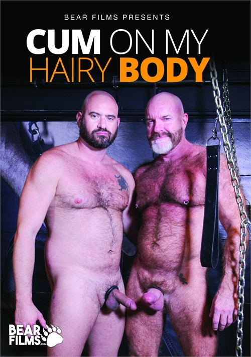 Cum On My Hairy Body Boxcover