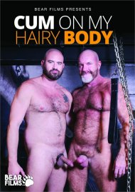 Cum On My Hairy Body gay porn VOD from Bear Films