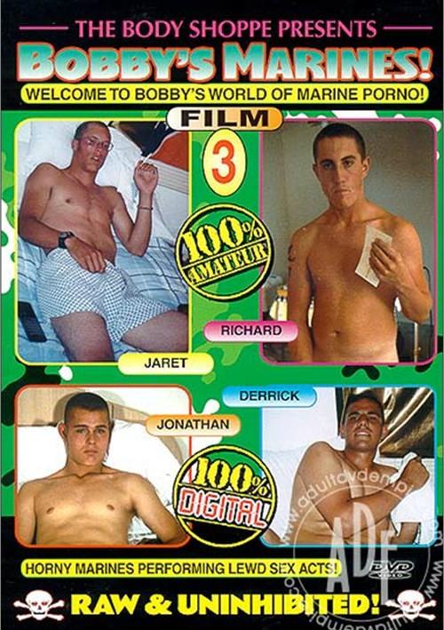 Bobby's Marines 3 Boxcover