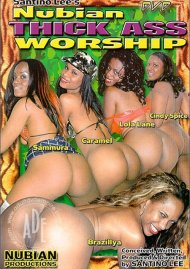 Nubian Thick Ass Worship Porn Video
