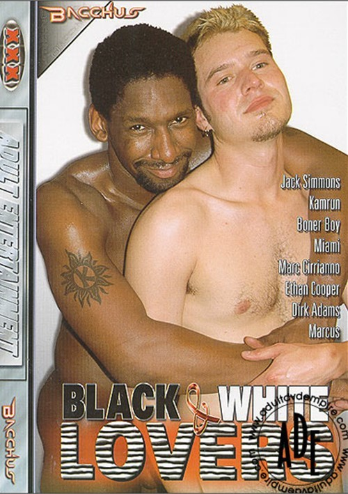 Black & White Lovers Boxcover