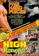 Five Hard Pieces/High Riders Boxcover