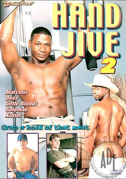 Hand Jive #2 Boxcover