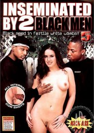 Inseminated By 2 Black Men #5