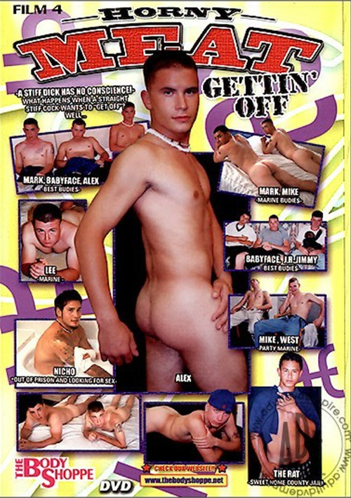 Horny Meat Gettin' Off 4 Boxcover