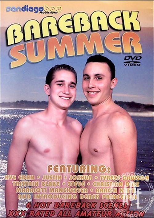 Bareback Summer Boxcover