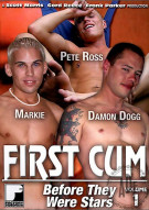 First Cum: Before They Were Stars Boxcover