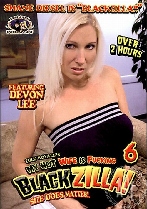 Blonde milf blackzilla