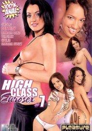 High Class Eurosex #7 Porn Video