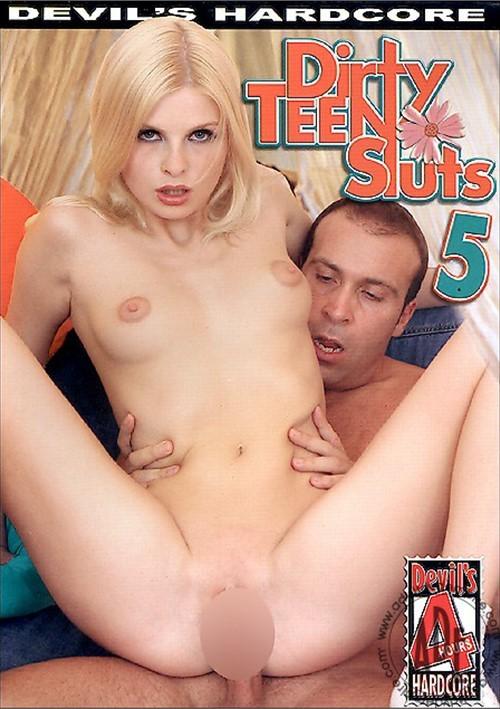 Dirty Teen Sluts #5 (2005) | Devil's Film | Adult DVD Empire