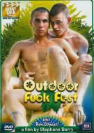 Outdoor Fuck Fest Porn Movie