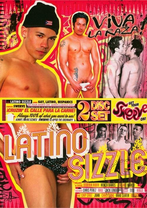 Latino Sizzle Boxcover
