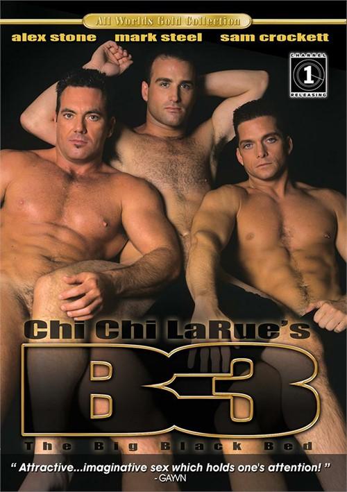Chi Chi LaRue's B3: The Big Black Bed Boxcover
