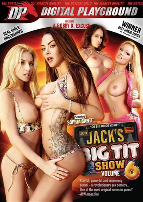 Jack's Playground: Big Tit Show 6